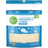 Simple Truth Organic™ Mozzarella Shredded Cheese