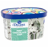 Kroger® Deluxe Mint Chocolate Chip Ice Cream