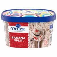 Kroger® Deluxe Banana Split Ice Cream