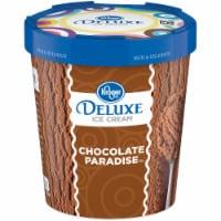 Kroger®  Deluxe Chocolate Paradise Ice Cream Tub