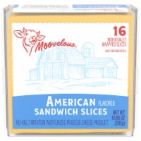 Moovelous American Cheese Sandwich Slices