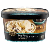 Private Selection™ Sea Salt Caramel Truffle Ice Cream
