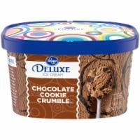 Kroger® Deluxe Chocolate Cookie Crumble Ice Cream