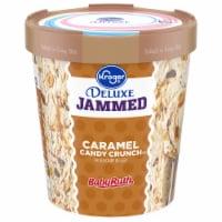 Kroger® Deluxe Jammed BabyRuth Caramel Candy Crunch Flavored Frozen Dairy Dessert