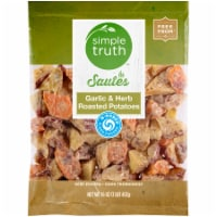 Simple Truth™ Sautes Garlic and Herb Roasted Potatoes