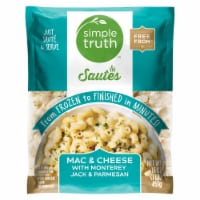 Simple Truth™ Sautes Monterey Jack and Parmesan Mac & Cheese