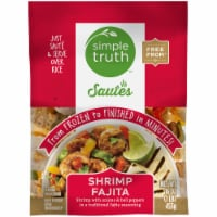 Simple Truth™ Sautes Shrimp Fajitas