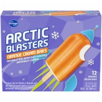 Kroger® Arctic Blasters Orange Cream Bars 12 Count Box