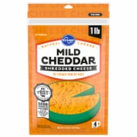 Kroger® Shredded Mild Cheddar Cheese