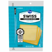 Kroger® Swiss Cheese Slices