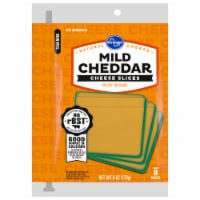 Kroger® Mild Cheddar Cheese Slices