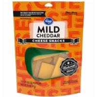 Kroger® Mild Cheddar Cheese Snacks - 10 ct / 0.75 oz