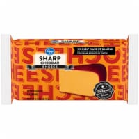 Kroger® Sharp Cheddar Cheese Bar