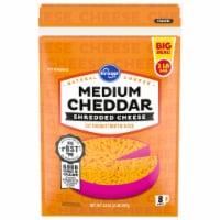 Kroger® Shredded Medium Cheddar Cheese