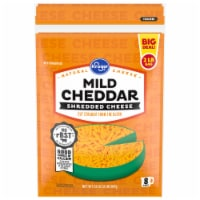 Kroger® Mild Cheddar Shredded Cheese