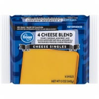 Kroger® 4 Cheese Blend Singles 16 Count Package