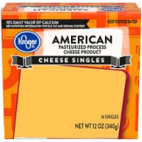 Kroger® American Cheese Singles 16 Count