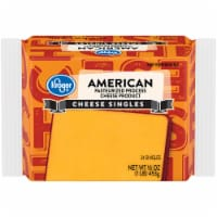 Kroger® American Cheese Singles 24 Count Package
