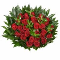 Bloom Haus™ 30 Plus Bouquet - Red - 48-stem