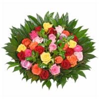 Bloom Haus™ 30 Plus Bouquet -  Bicolor - 48-stem