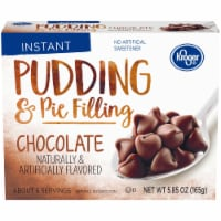 Kroger® Instant Chocolate Flavored Pudding and Pie Filling
