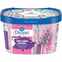 Kroger® Deluxe Unicorn Swirl Ice Cream