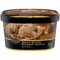 Private Selection™ Brown Butter Bourbon Truffle Ice Cream