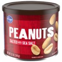 Kroger® Salted with Sea Salt Peanuts