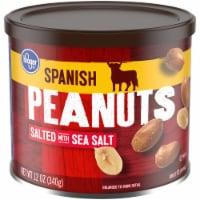 Kroger® Spanish Salted with Sea Salt Peanuts