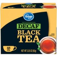 Kroger® Decaffeinated Black Tea Bags
