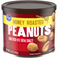 Kroger® Honey Roasted Peanuts