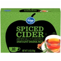 Kroger® Instant Spiced Cider Packets 10 Count
