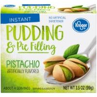 Kroger® Pistachio Instant Pudding & Pie Filling