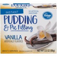 Kroger® Vanilla Instant Pudding & Pie Filling