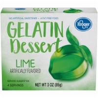 Kroger® Lime Gelatin Dessert