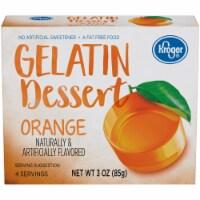 Kroger® Orange Gelatin Dessert