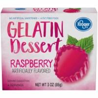 Kroger® Raspberry Gelatin Dessert
