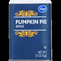 Kroger® Pumpkin Pie Spice