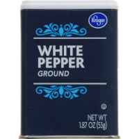 Kroger® Ground White Pepper