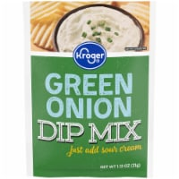 Kroger® Green Onion Dip Mix - 1.12 oz