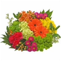 Bloom Haus™ Concerto Yellow/White/Orange Theme A Bouquet