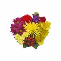 BLOOM HAUS Minuet Feather Light Bouquet