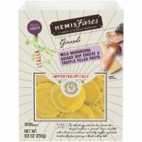 HemisFares™ Mushroom Asiago Cheese & Truffle Filled Pasta