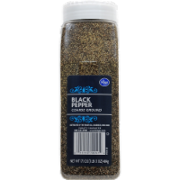 Kroger® Coarse Ground Black Pepper