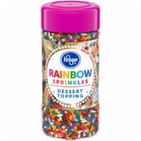 Kroger® Rainbow Sprinkles Dessert Topping