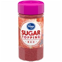 Kroger® Red Sugar Topping