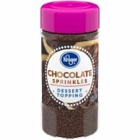 Kroger® Chocolate Sprinkles Dessert Topping Shaker