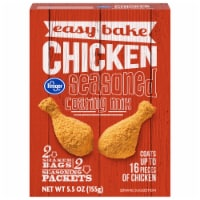 Kroger® Easy Bake Chicken Seasoned Coating Mix