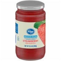 Kroger® Reduced Sugar Strawberry Preserves