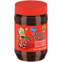 Kroger® Yipes! Stripes! Strawberry Jelly & Peanut Butter